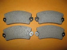 RENAULT 4, 17, 18 (72-86) NEW DISC BRAKE PADS - GBP548, BP127, LP0056